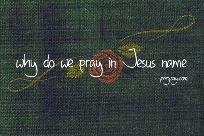in Jesus name we pray amen